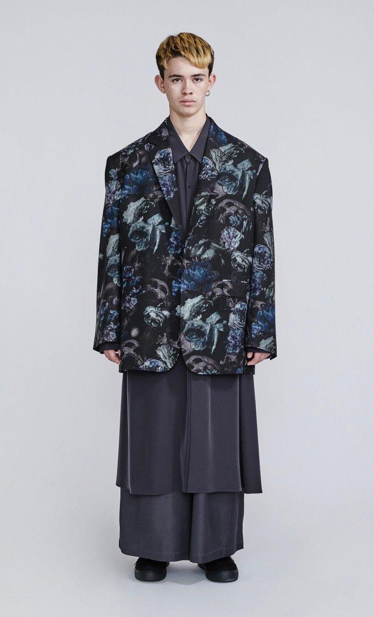 黒田雄一が手掛ける「ラッド ミュージシャン(LAD MUSICIAN)」の2020-21年秋冬コレクション。