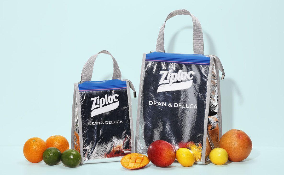 あらかわいいZiplocのクーラーバッグがキュンとするデザイン DEAN & DELUCA×BEAMS COUTURE×Ziplocのトリプルコラボ
