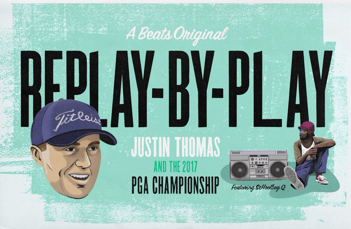 Ahead of the 2020 @PGA Championship at Harding Park – @JustinThomas34 & @ScHoolboyQ give us the Replay-By-Play on JT's victory at the 2017 PGA Championship.