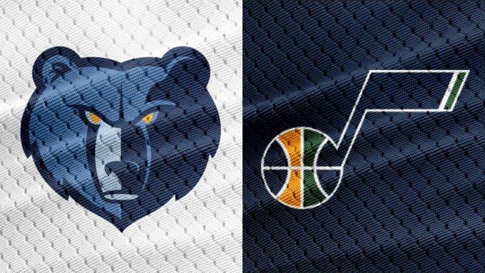 【NBA直播】2020.8.6 02:30-灰熊 VS 爵士 Memphis Grizzlies VS Utah Jazz LIVE