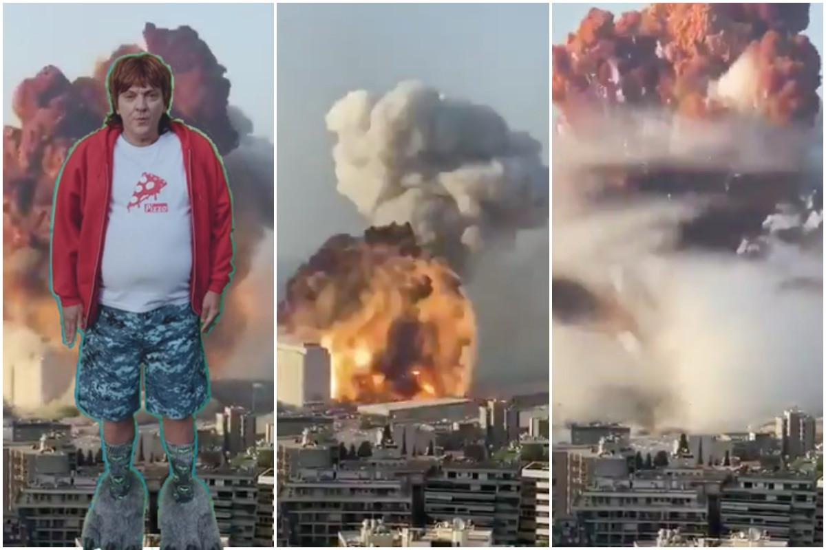 Here goes a #devastating #explosion in #beirut #lebanon.  That is not #dopeasfuck by #gavinmcgregor of #frothers #gayhurst.  @ChrisLilley @netflix @NetflixJP #blast #deadly #chrislilleymemes #chrislilley #litcunt #litasfuck #cuntlord https://t.co/JqGtIHJUes
