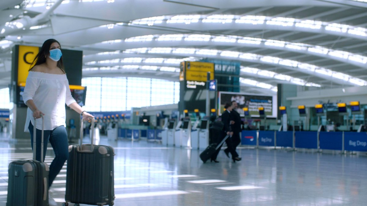 We're doing everything we can to minimise contact during your journey. Please arrive no more than two hours before a short-haul flight & three hours before a long-haul flight to reduce airport queues. Visit https://t.co/pFoJ4J8hCC to find out how to prepare for your journey. https://t.co/XDsZTiHL7v