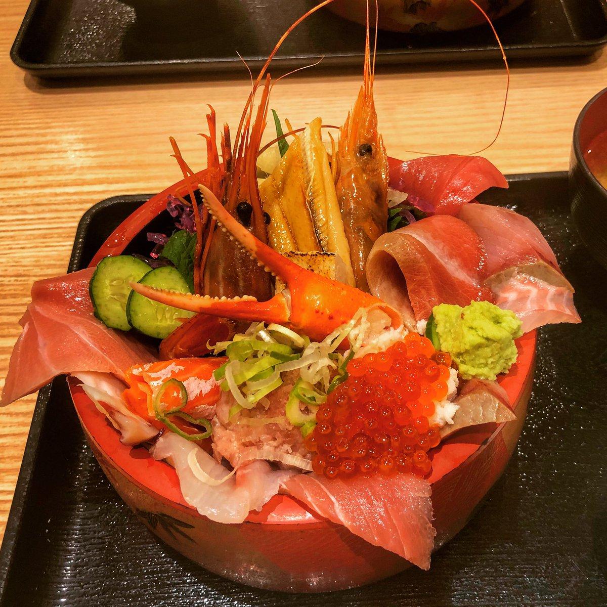 激安【海鮮丼】北陸 石川県 金沢ツーリング来るなら押さえておきたい食事 コスパ最高!!