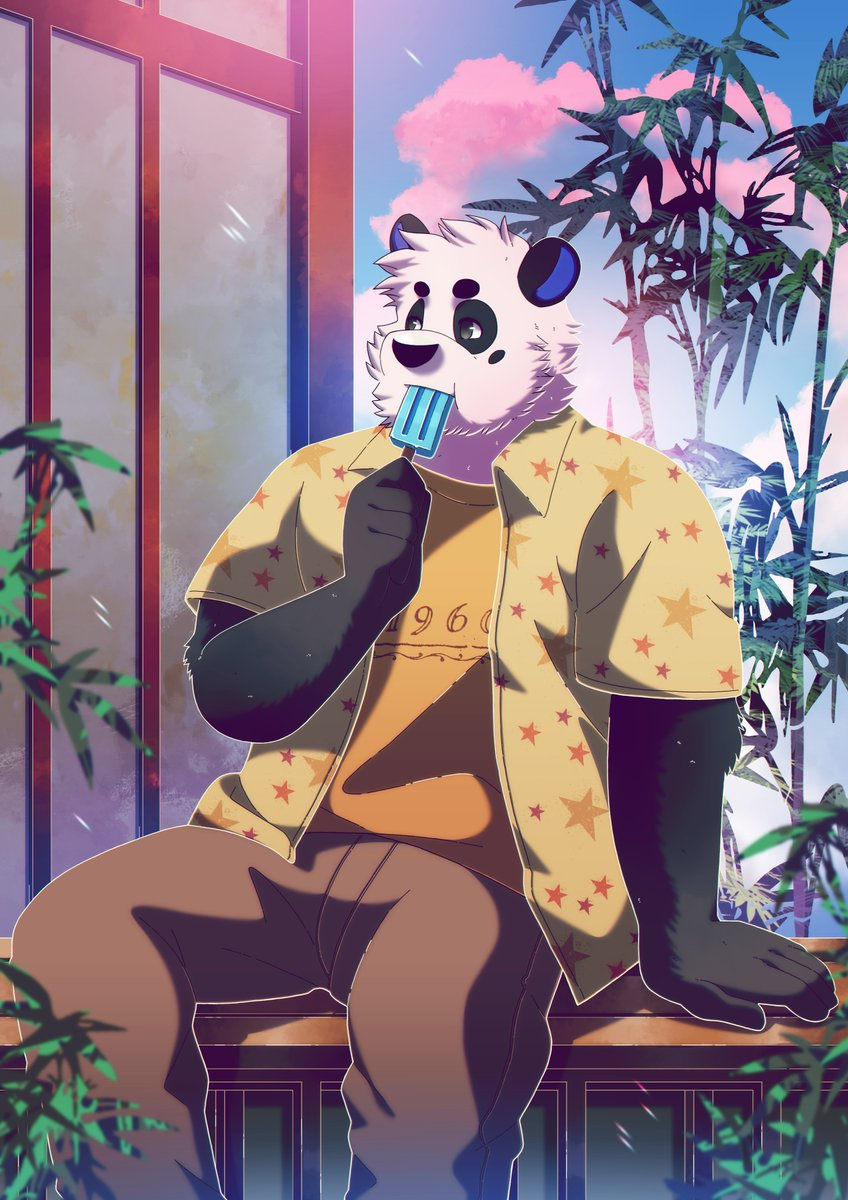 Chow 🐼 Animal Crossing #ACNH Commission for @Joey_gamer101 Thank you so much for your support.