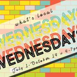 Image for the Tweet beginning: Hooray for #WhatsLocalWednesday! Pick up