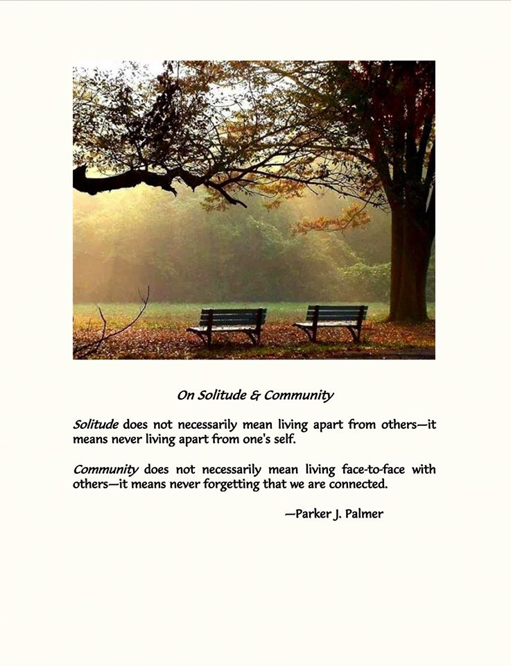 Alone but not lonely, Apart from but still a part of community  #wednesdaymorning #WednesdayWisdom #WednesdayMotivation #COVID19 #pandemic #PandemicOfPositivity #poetry #StayHome #Mindfulness #Peace #mentalhealth #MentalHealthMatters #mindsetiseverything #WednesdayThoughtspic.twitter.com/KL38zsj8xE
