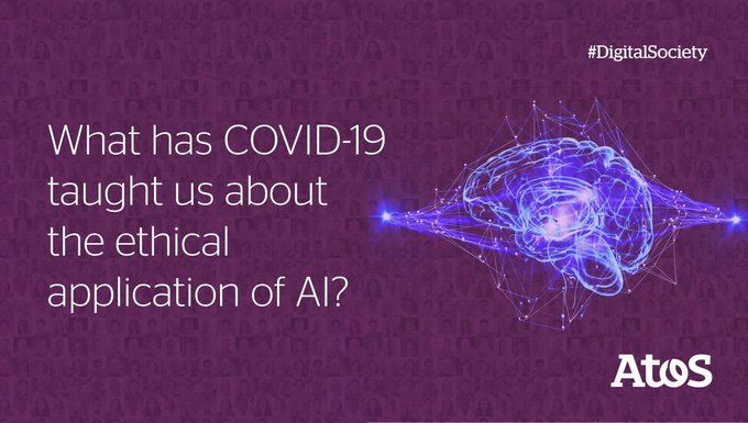 #AI has been an invaluable aid in the response to COVID-19, but are we...