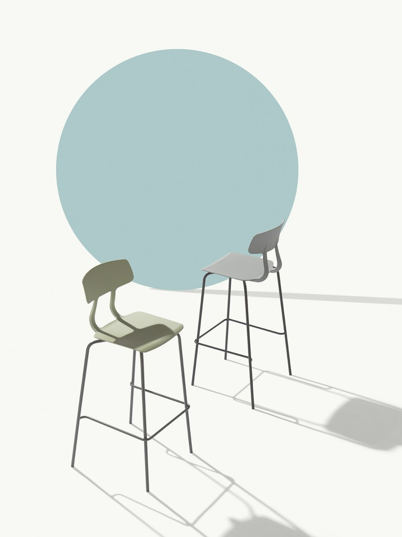 The snap stool is a shining representation of the essence of this collection. It conveys both simplicity and functionality, which are both critical elements of this chair.  https://t.co/u8AjXmAMNP