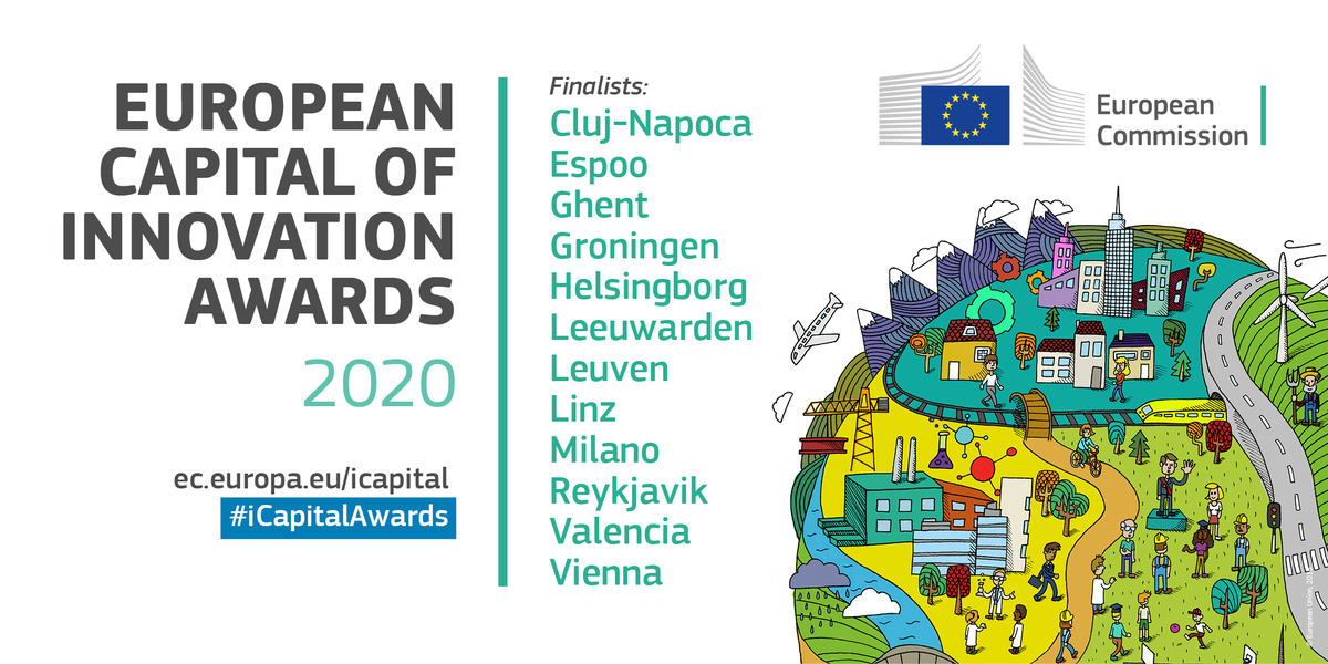 Congratulations to @EspooEsbo for being a 2020 #iCapitalAwards finalist!   #iCapitalAwards #MissionCities