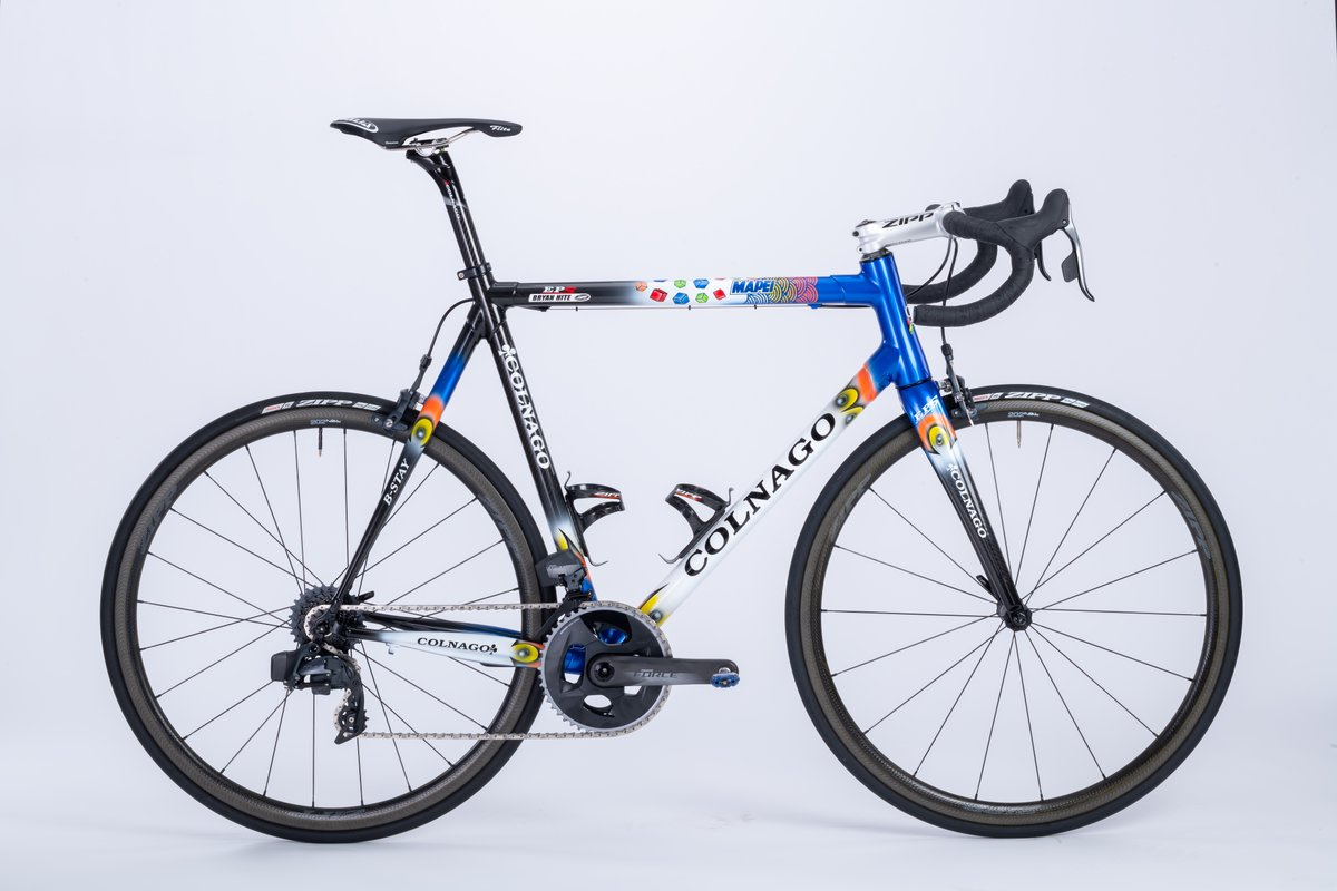Italian cycling passion with a Zipp twist... An 🇮🇹 family cycling story in link  Thanks, @Colnagoworld  @RACYCLES   https://t.co/gQecRdWWkN   📷 Joe Vondersaar https://t.co/RUt2u2UFUw