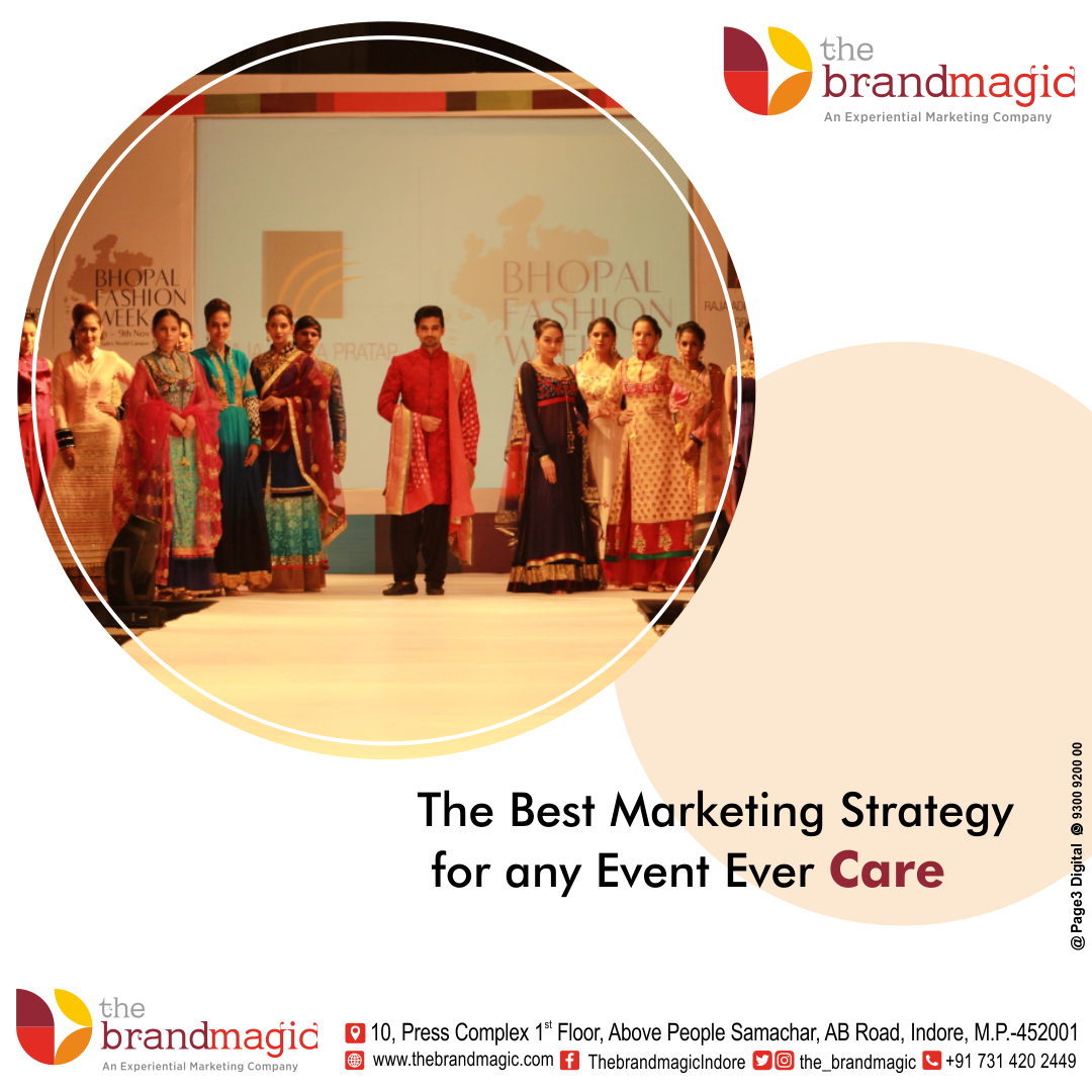 The best marketing strategy for any Event ever: CARE. . Contact us @ +91 9893300021 and we'll help you Plan your Brand Event! .                                                                                                                              #eventplanner #event pic.twitter.com/JR8dR4V9b9
