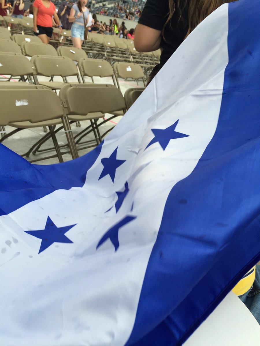Para que entiendan porque mi grito: yo tiré una bandera que lleve al concierto y @LiamPayne la agarro y pues ni idea si se la quedo o que, pero yo fui feliz de que la agarrarapic.twitter.com/39MbZyewBa