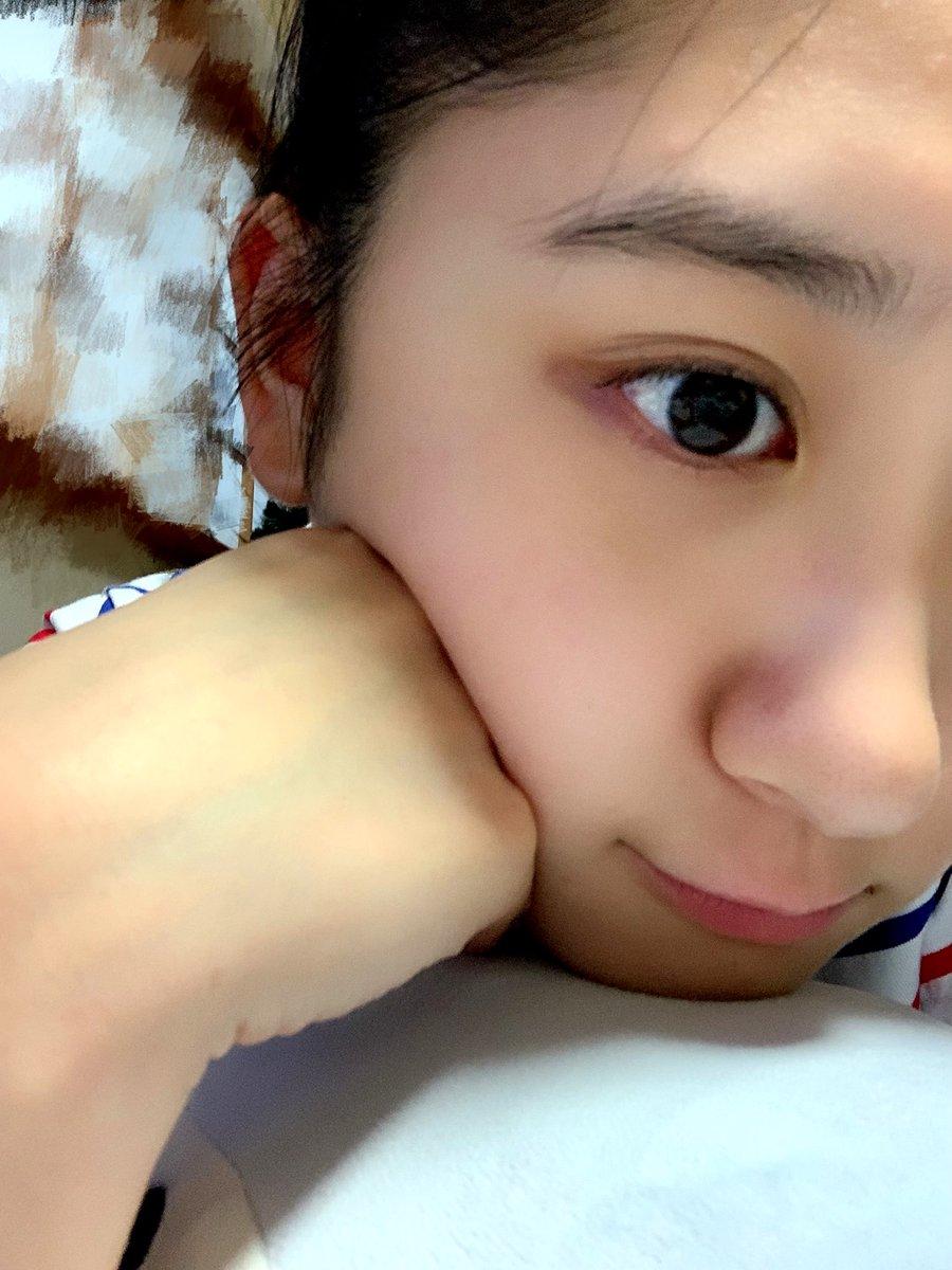 【Blog更新】 うう  秋山眞緒: good evening everyone akiyama…  #tsubaki_factory #つばきファクトリー #ハロプロ