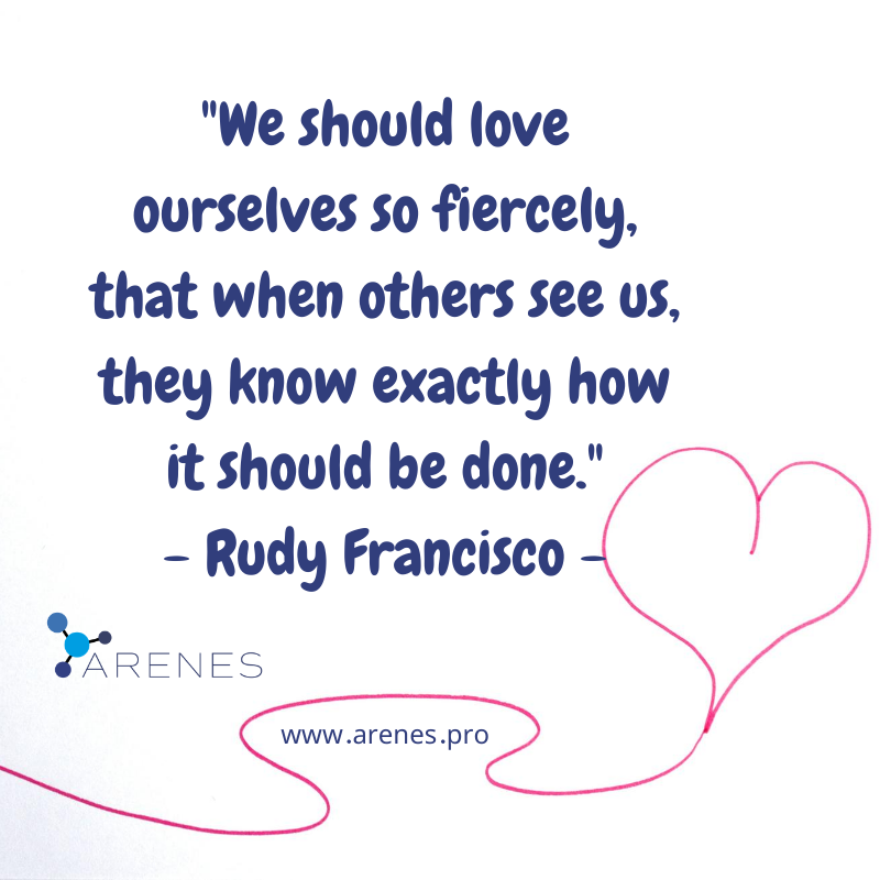 """""""We should love ourselves so fiercely, that when others see us, they know exactly how it should be done.""""  Get free motivational quotes daily: https://aw15dddb.aweb.page/MorningMotivationalQuotes…  #morningmotivation #lawofattraction #dailyquotes #quotesdaily #arenespic.twitter.com/JYjVVJy0J1"""