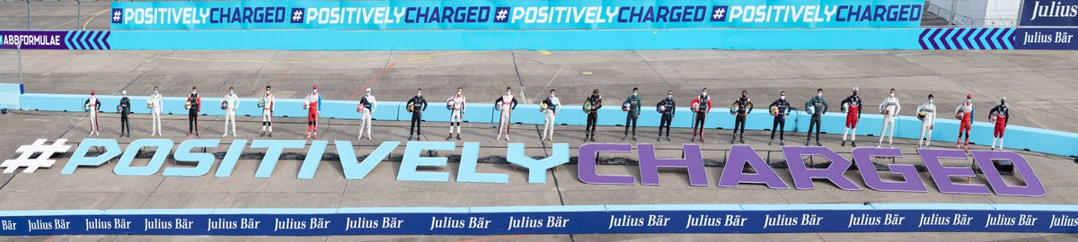 We are #PositivelyCharged  Proud to be part of @FIA's #PurposeDriven initiative. https://t.co/7zKT9EibfN