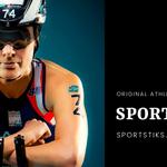 Image for the Tweet beginning: Original athlete ID provider