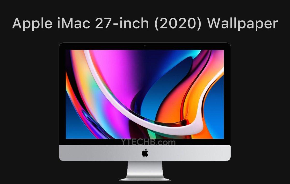 Ytechb Com Download Imac Wallpapers 27 Inch 5k Resolution Here T Co Mlm9xeyrif Thanks To Flarezephyr Wallpaper Wallpapers Imac Apple Appleimac Imac Macos Macosbigsur T Co Tlq9chg81u