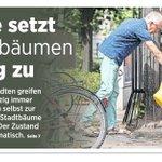 "Image for the Tweet beginning: ""Gieß den KIEZ"" ist heute"