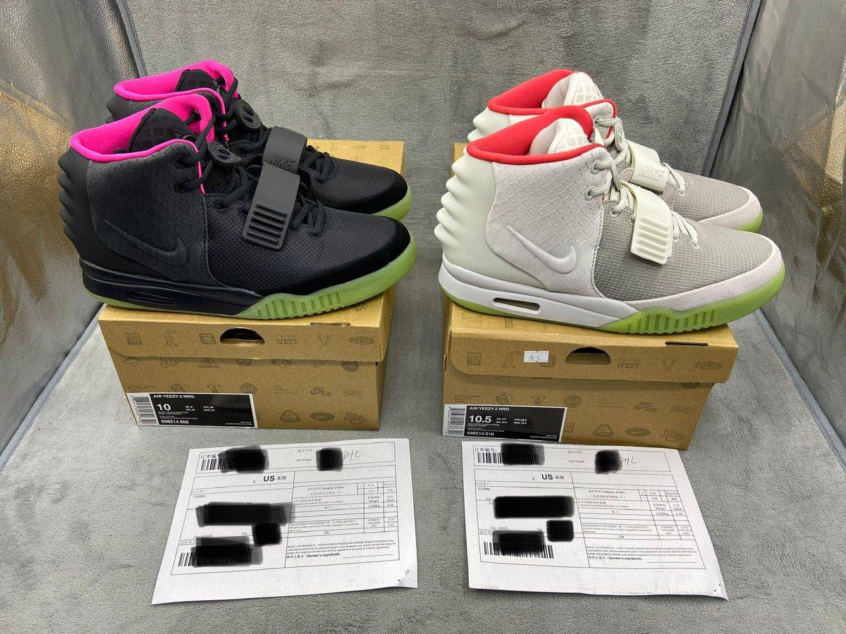  Which one do you want? . . #sneakers #sneakerhead #nicekicks #fitness #hypebeast #fashion #kicksonfire #kickstagram #sneaker #kicks #workout #wdywt #igsneakercommunity #jordan #streetwear #shoes #sneakernews https://twitter.com/aimee50995276/status/1290925466593849346…pic.twitter.com/uQxrtrwQkJ