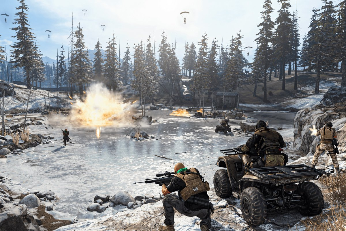 Call of Duty Warzone tips and tricks: Essential hints to dominate Season 5 of the COD ba... https://www.pocket-lint.com/games/news/activision/151507-call-of-duty-warzone-tips-and-tricks-essential-hints… @maxfreemanmillspic.twitter.com/lyhmcXJ7zJ