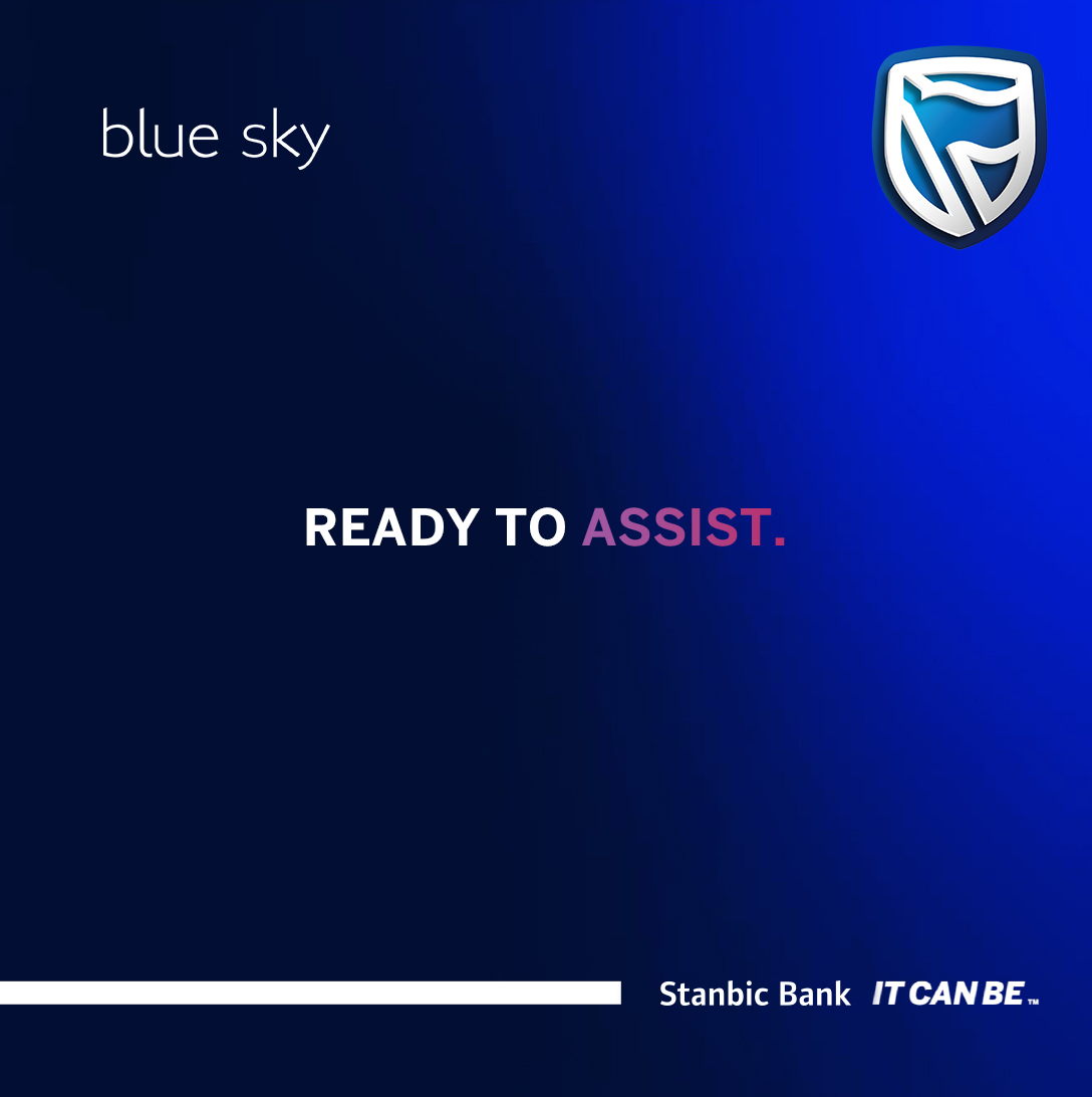 Looking for a plot and need someone to negotiate a better deal on your behalf? What about building materials or renovation plans? Stanbic Blue Sky is here to help. Contact us on +260 211 370049 or email info@stanbicbluesky.co.zm. #ItCanBe #BankingZambia #StanbicBlueSkypic.twitter.com/vSpt5T8ddN