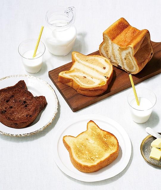 【にゃん】話題の「ねこねこ食パン」、オンライン売上が70倍に急増4月の自粛期間中にオンラインで購入する人が増え、70倍に急増したという。現在、店舗は全国42箇所に展開している。