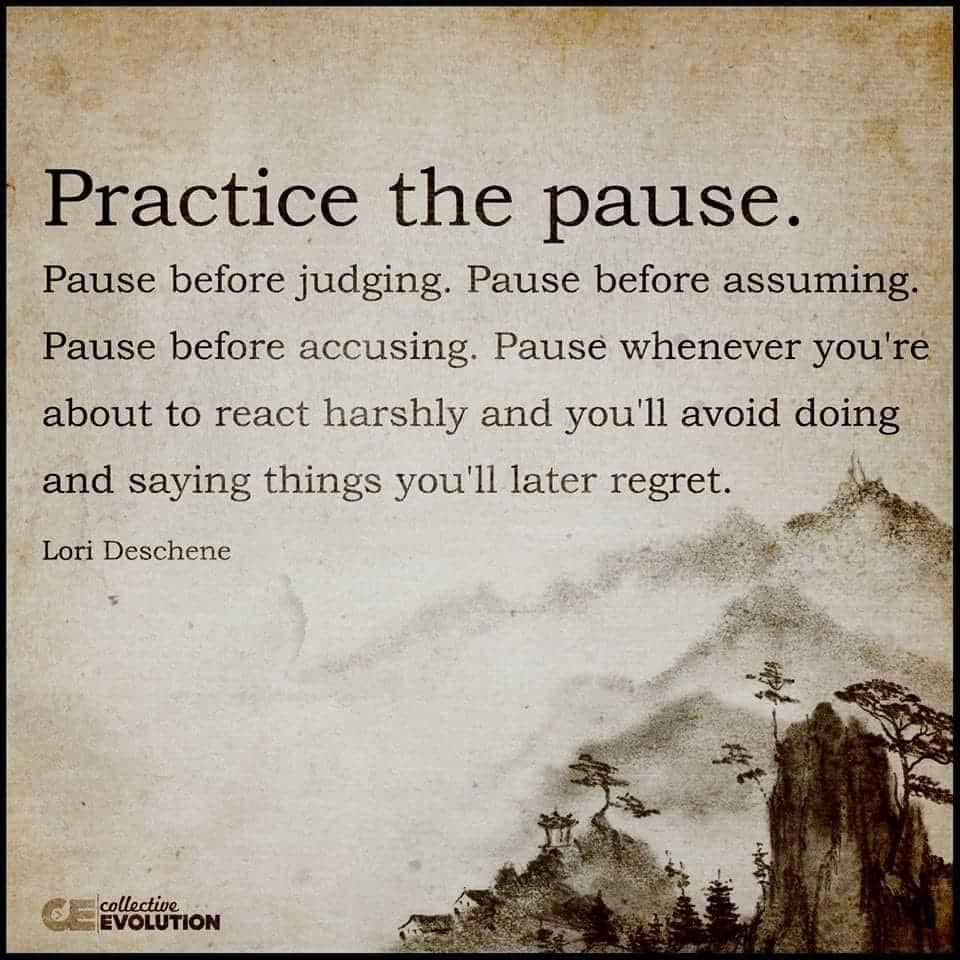 Are you ready to practice your pause?  Follow @DikshaRe  #pause #practice #liveintoinspire #rethink #billionairemindset #growthmindset #transformwithdiksha #personality #transformation #bebold #belove #lawofattraction #gratitude #reimagebydikshapic.twitter.com/KpSAf4blAW