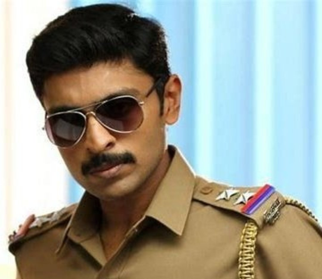 Happy Happy Birthday  #Sigaramthodu all time favourite cool cop and super crime thriller. Keep rocking #Gaurav Sir  pic.twitter.com/Y4pVeMlPyC