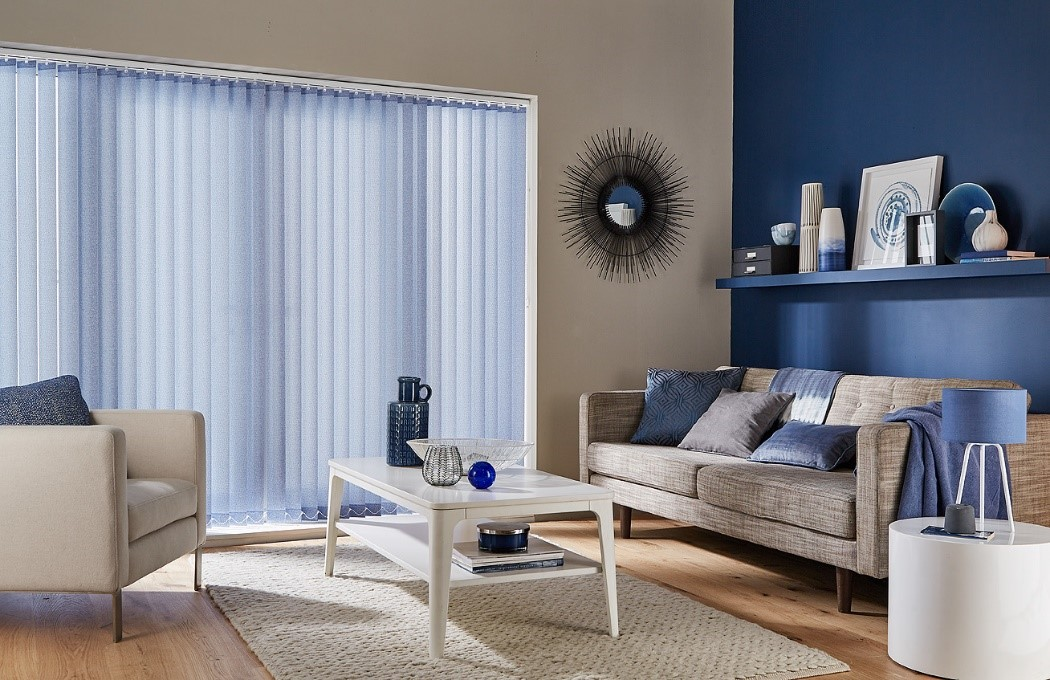 Another exceptionally good option for patio or bi-fold doors, vertical blinds can open fully to each side to allow an unobscured viewed and closed fully to give you all the privacy you will ever need! Book a free, safe home measure visit, call us on 01604 646007 #VerticalBlindspic.twitter.com/hgbyhLcFs3