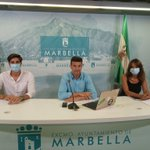 Image for the Tweet beginning: .#Marbella volverá a ser por