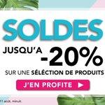 Image for the Tweet beginning: ✨ SOLDES✨  Profitez-en avant qu'il ne