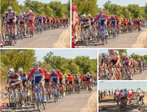 #Cyclisme #LSD s'exporte dans le Lot. Découvrez toutes les photos de la reprise des dauphinois sur le Tour d'Occitanie --- https://t.co/oxl6cWMOoD https://t.co/ROkh59QcIa