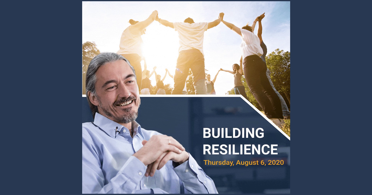 """This Thursday, August 6, Only ... Join us for """"Healing #CollectiveTrauma,"""" a FREE, LIVE Online Event about Building Community, #Coherence, and #Resilience, with Thomas #Hübl. This is based on Thomas' work with over 10,000 people from around the world  … http://ow.ly/RJsm30r2rmNpic.twitter.com/hdPSiEcmzb"""