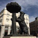 Image for the Tweet beginning: Disfrutar del centro de Madrid