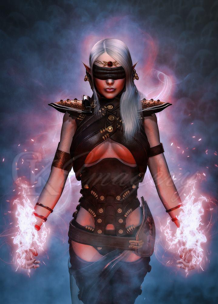 Fantasy Art Village Tweet On Twitter Https T Co Thriugujdr Dark Elf Mage By Ckimagery Fantasy Sexy Art Https T Co Ns59bhm4fv