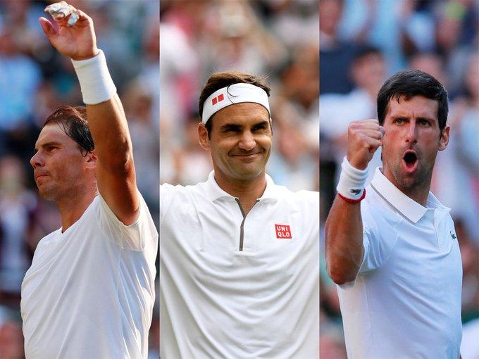 Twist to the 'GOAT' race as Rafael Nadal opts to skip @usopen  READ: https://t.co/noIWWJHwFN  #USOpen #Nadal #Federer #Djokovic #tennis https://t.co/bH2DW8SjUx