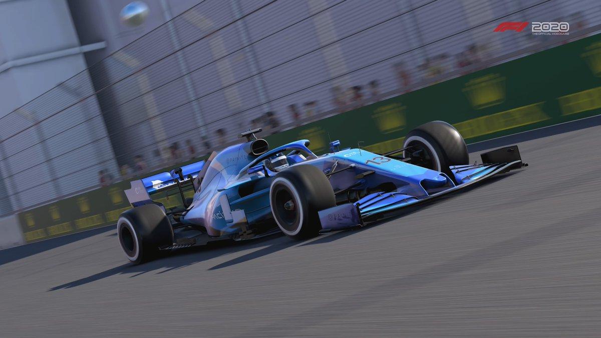 TGM Motorsport - GR-002 #F1game #F1#PS4share https://t.co/vBYBzT6Sm9