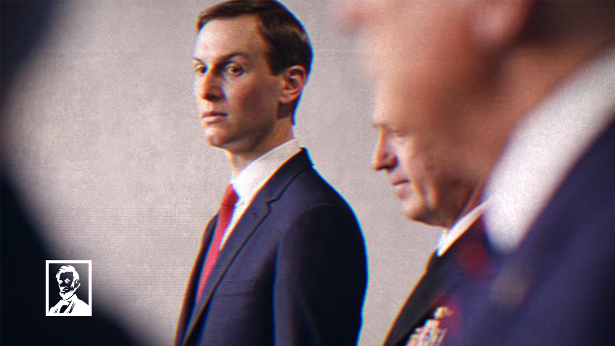 Replying to @ProjectLincoln: Jared Kushner is just like his father-in-law: a failure.