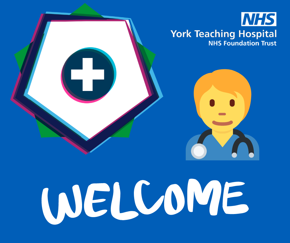 Welcome to all of the new Junior Doctors who are joining us today! 😀 And thank you and best wishes to all the fantastic Doctors who are moving on, we hope to see you return to the Trust in the future. #juniordoctors #doctorsday https://t.co/Bp6zVCUOsh