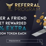Image for the Tweet beginning: With our #Referral Program you