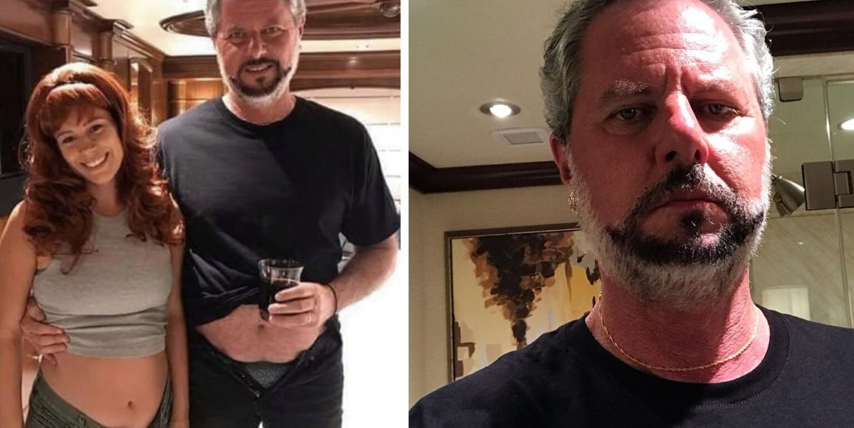 @falkirk_center Apparently the laws were also meant not to restrain our chastity belts while we're partying on a yacht paid for by good Christians! @jerryfalwelljr, looks like you're pursuing happiness in a very special way! Where's the poolboy?! John Locke would be so proud. https://t.co/7D3AWzou3Q