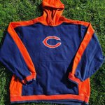 Image for the Tweet beginning: Bear Down 🐻 🏈🏈🏈🏈🏈 👕Chicago Bears ®️Reebok 🗓Early 2000s 🇺🇸Size