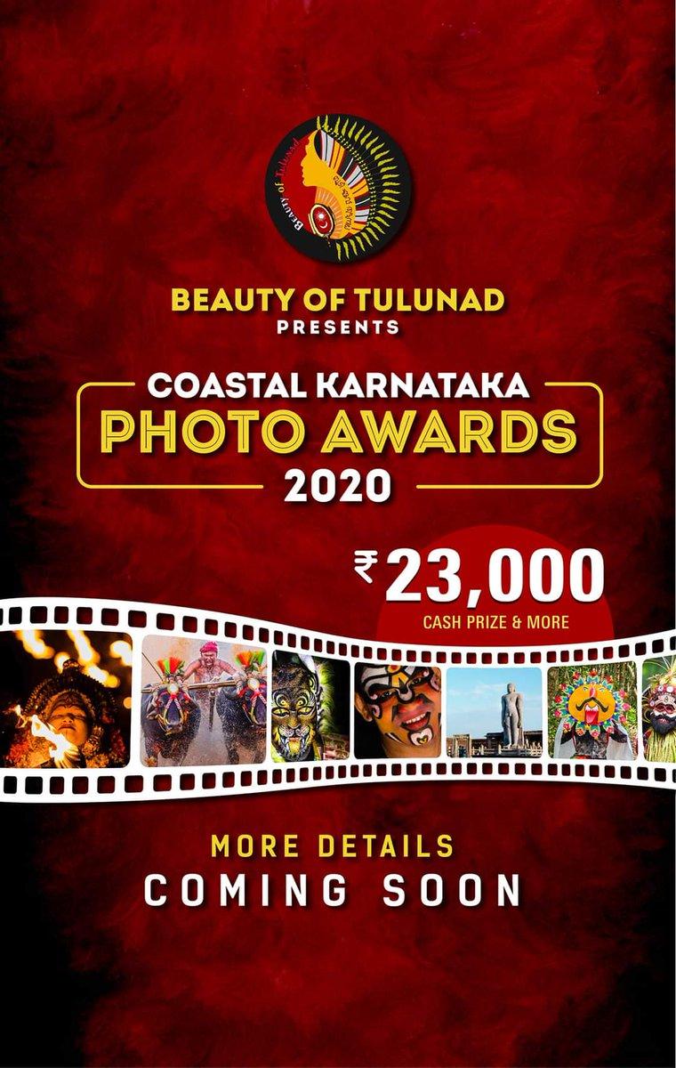 """Beauty Of Tulunad Presents """"Coastal Karnataka Photo Awards 2020"""".. 😍  #Tulunad #Coastal #Tulu #Udupi #Mangalore #Kasaragod #Tulunadu https://t.co/bojiUqgC8I"""