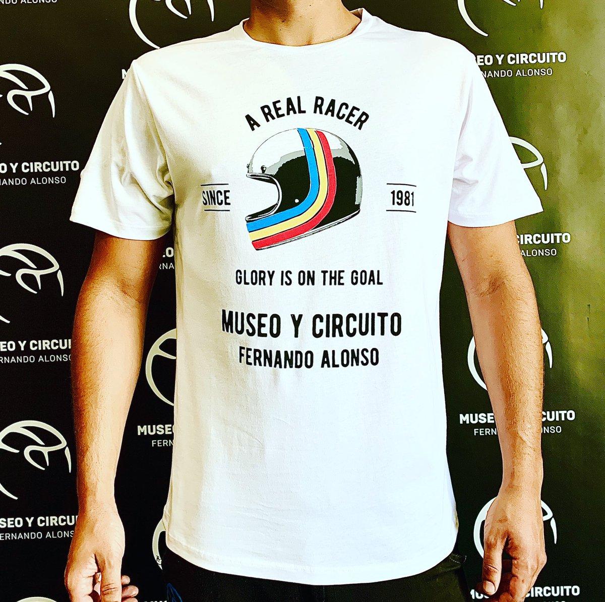¡NUEVA camiseta de la colección exclusiva by @kimoa para @circuitomuseofa!  A la venta en la tienda del museo y aquí ➡️ https://t.co/Hu80uytGwQ https://t.co/WpsQlPgWXz