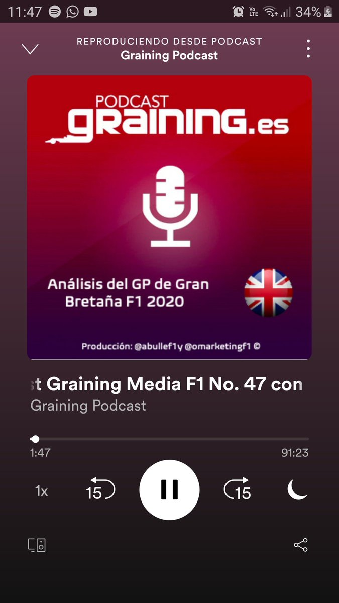 @estefaniamdq @Graining_es Ya escuchándolo. :D https://t.co/2121JKyUfq