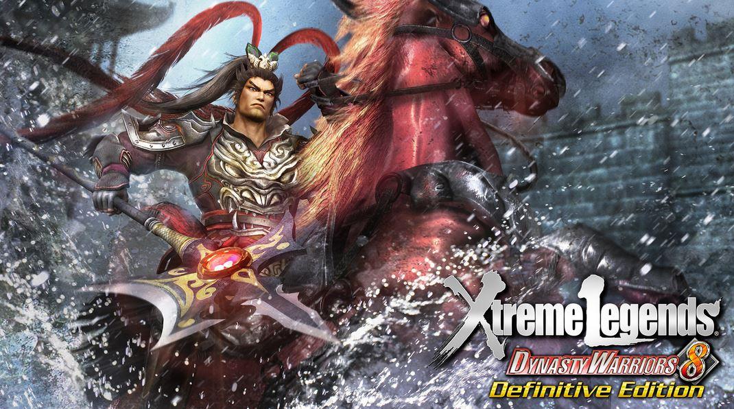 DYNASTY WARRIORS 8: Xtreme Legends Definitive Edition (S) $27.99 via eShop. 2