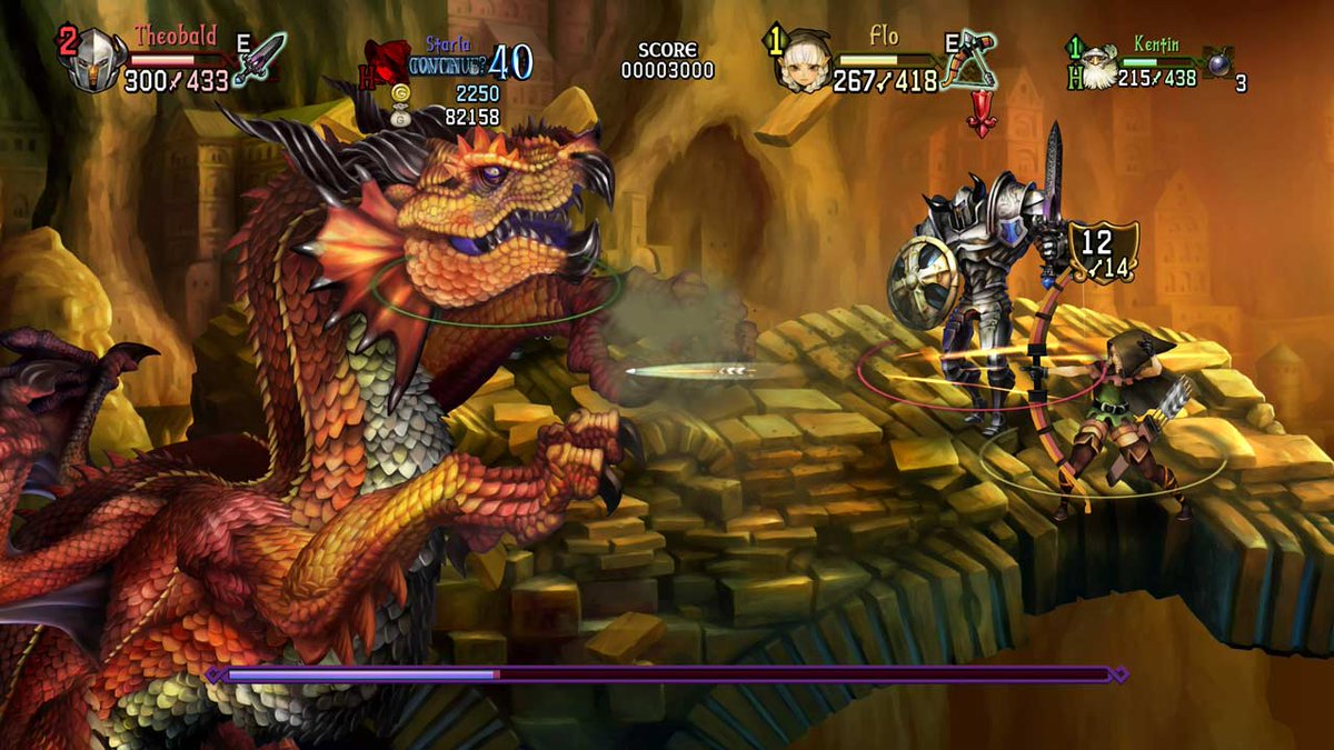 Dragon's Crown Pro is $9.99 on US PSN 2