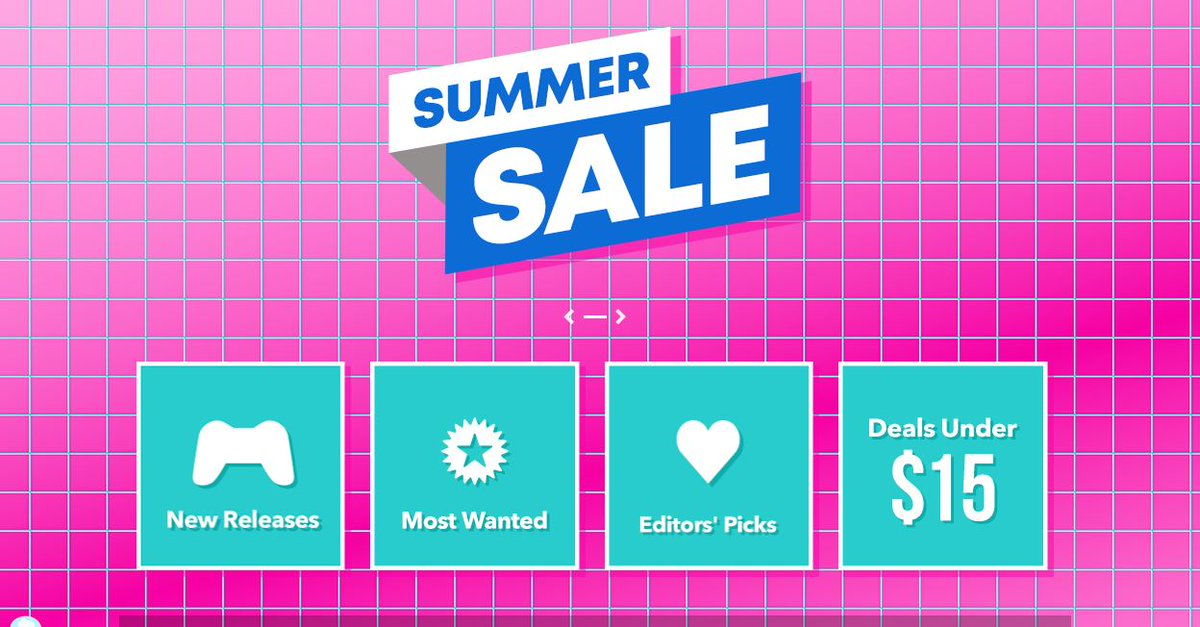 Summer Sale via PSN. More Games Added. 2