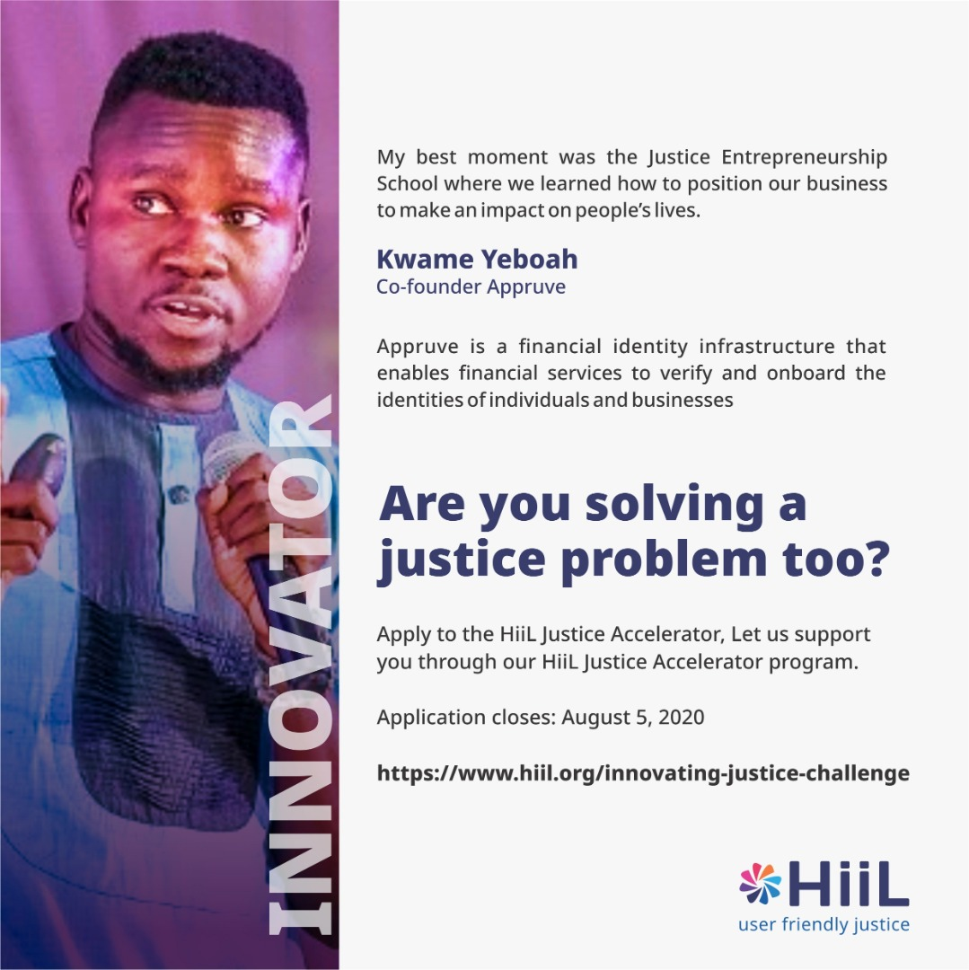Less than 7 hours to submit your application for the Hiil Innovating Justice Challenge.   Apply here: https://t.co/Y9er7Mk5Be https://t.co/5eRSfzJlJc