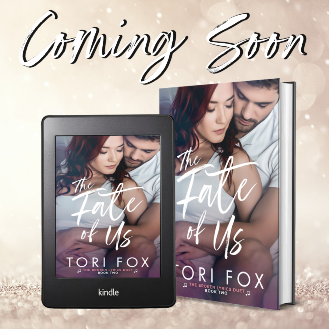 Have you pre-ordered yet? The Fate of Us by @ToriFoxBooks #TheFateOfUs #BrokenLyricsDuet #ToriFox #ComingSoon #ContemporaryRomance #Book2 Releasing August 27 Request book 1 now! #SignUp https://bit.ly/ReleasePromotionBrokenLyricsDuet …  Goodreads https://www.goodreads.com/book/show/53244579 … Pre-order https://books2read.com/TheFateofUsToriFox …pic.twitter.com/0unbGeIv8l